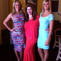 Billboard Models, Chloe and Katie Baker